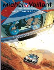 Michel Vaillant - nouvelle saison T.9 ; duels - Couverture - Format classique