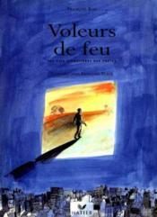 Les voleurs de feu ; les vies singulières des poètes - Couverture - Format classique