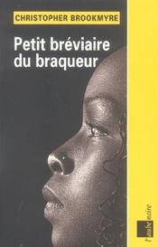 Petit Breviaire Du Braqueur - Intérieur - Format classique