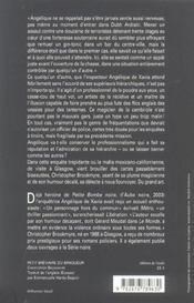 Petit Breviaire Du Braqueur - 4ème de couverture - Format classique
