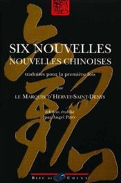 Six Nouvelles Chinoises T.2 - Couverture - Format classique