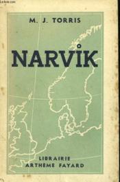 Narvik. - Couverture - Format classique