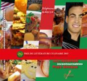 Mes recettes incontournables pays basque - Couverture - Format classique