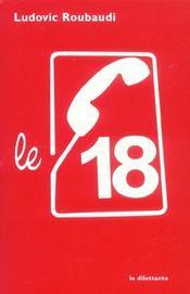 18 (le) - Intérieur - Format classique
