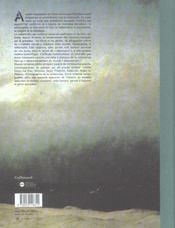 Melancolie genie et folie en occident - [exposition], galeries nationales du grand palais, paris, 10 - 4ème de couverture - Format classique