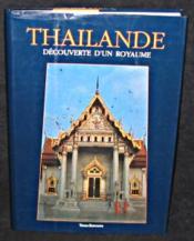 Thaïlande, découverte d'un royaume - Couverture - Format classique