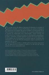 Histoire économique et sociale du xx siècle ; prépa hec 1e année (2e édition mise a jour) - 4ème de couverture - Format classique