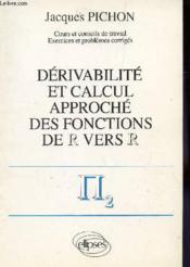 Derivabilite - Couverture - Format classique