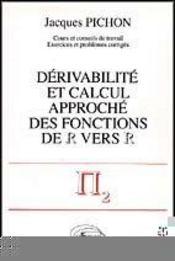 Derivabilite - Intérieur - Format classique