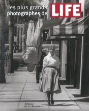Plus Grands Photographes De Life (Les) - Intérieur - Format classique