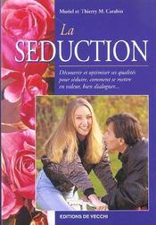 Le Livre De La Seduction - Intérieur - Format classique