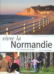 Vivre la normandie - Intérieur - Format classique