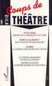 Coups De Theatre N°11/12 - Couverture - Format classique