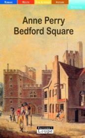 Bedford square - Couverture - Format classique