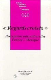 Regards croises - Couverture - Format classique