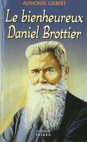 Le Bienheureux Daniel Brottier - Intérieur - Format classique