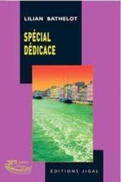 Spécial dédicace - Couverture - Format classique