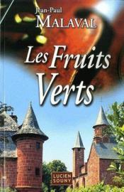 Les fruits verts - Couverture - Format classique