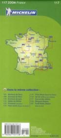 CR zoom 117 ; Normandie côtière - 4ème de couverture - Format classique