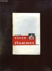 Vives Flammes N° 62 Fevrier 1970. L Exode. - Couverture - Format classique