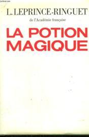 La Potion Magique. - Couverture - Format classique