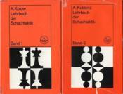 Lehrbuch Der Schachtaktik Band 1 And Band 2 - Couverture - Format classique