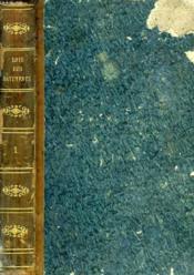 Lois Des Batimens, Ou Le Nouveau Desgodets, Tome I - Couverture - Format classique