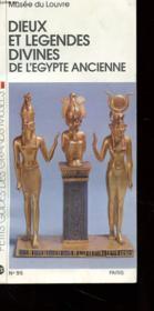 Brochure - Dieux Et Legendes Divines De L'Egypte Ancienne - Couverture - Format classique