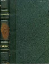Partir... - Couverture - Format classique