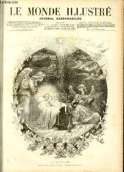 LE MONDE ILLUSTRE N°1396 La nativité - Couverture - Format classique