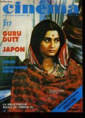 Cinema N°317 - Guru Dutt, Japon, Berlin, Christopher Reeve - Couverture - Format classique