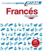 Francés falsos principiantes - Couverture - Format classique