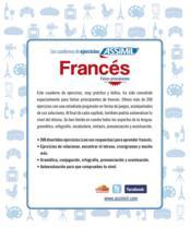 Francés falsos principiantes - 4ème de couverture - Format classique