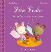 Bébé Koala invite une copine - Couverture - Format classique
