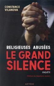 Religieuses abusées, le grand silence - Couverture - Format classique