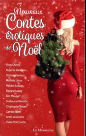 Nouveaux contes érotiques de Noël - Couverture - Format classique