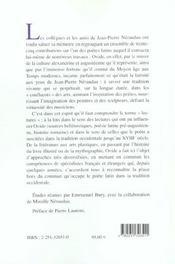 Lectures D'Ovide - 4ème de couverture - Format classique