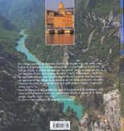 Les couleurs de la Provence ; le Var - 4ème de couverture - Format classique