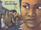 Sept mois au cambodge - Couverture - Format classique