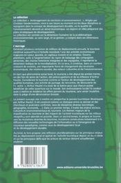 Tourisme Et Societe. Mutations Enjeux Et Defis - 4ème de couverture - Format classique