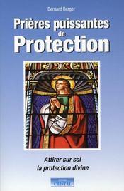 Prières puissantes de protection - Intérieur - Format classique