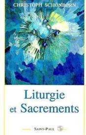 Liturgie Et Sacrements - Couverture - Format classique