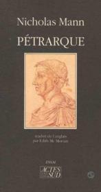 Petrarque - Couverture - Format classique