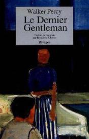 Le dernier gentleman - Couverture - Format classique