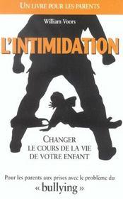 Intimidation - Intérieur - Format classique