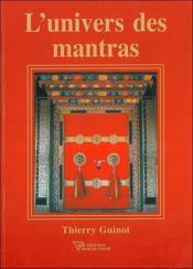 L'univers des mantras - Couverture - Format classique