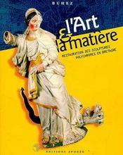 Art et la matiere (l') - Intérieur - Format classique
