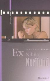 Ex nihilo norifumi - Couverture - Format classique