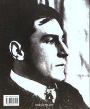 Marc - 4ème de couverture - Format classique