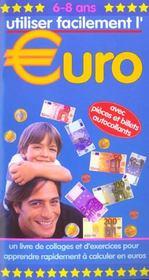 Utiliser Facilement L'Euro ; Autocolant - Intérieur - Format classique